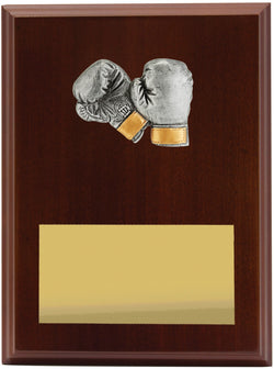 Plaque Peak Boxing 200mm