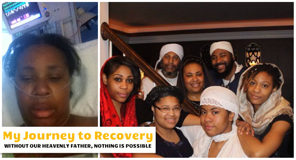 My Testimony - Without Our Heavenly Father, Nothing is Possible