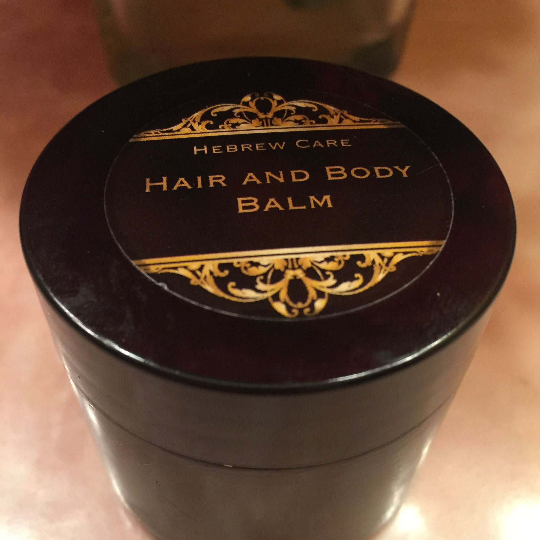 Beeswax Moisturizing Hair and Body Balm