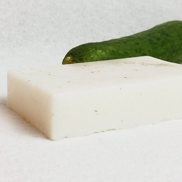 All Natural Vegan & Kosher Cucumber Melon Soap