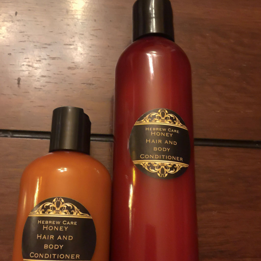 Hair, Beard and body Conditioner