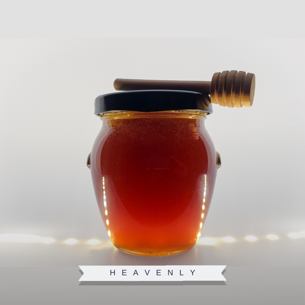PREMIUM 2020 SPRING HARVEST HONEY (Heavenly)
