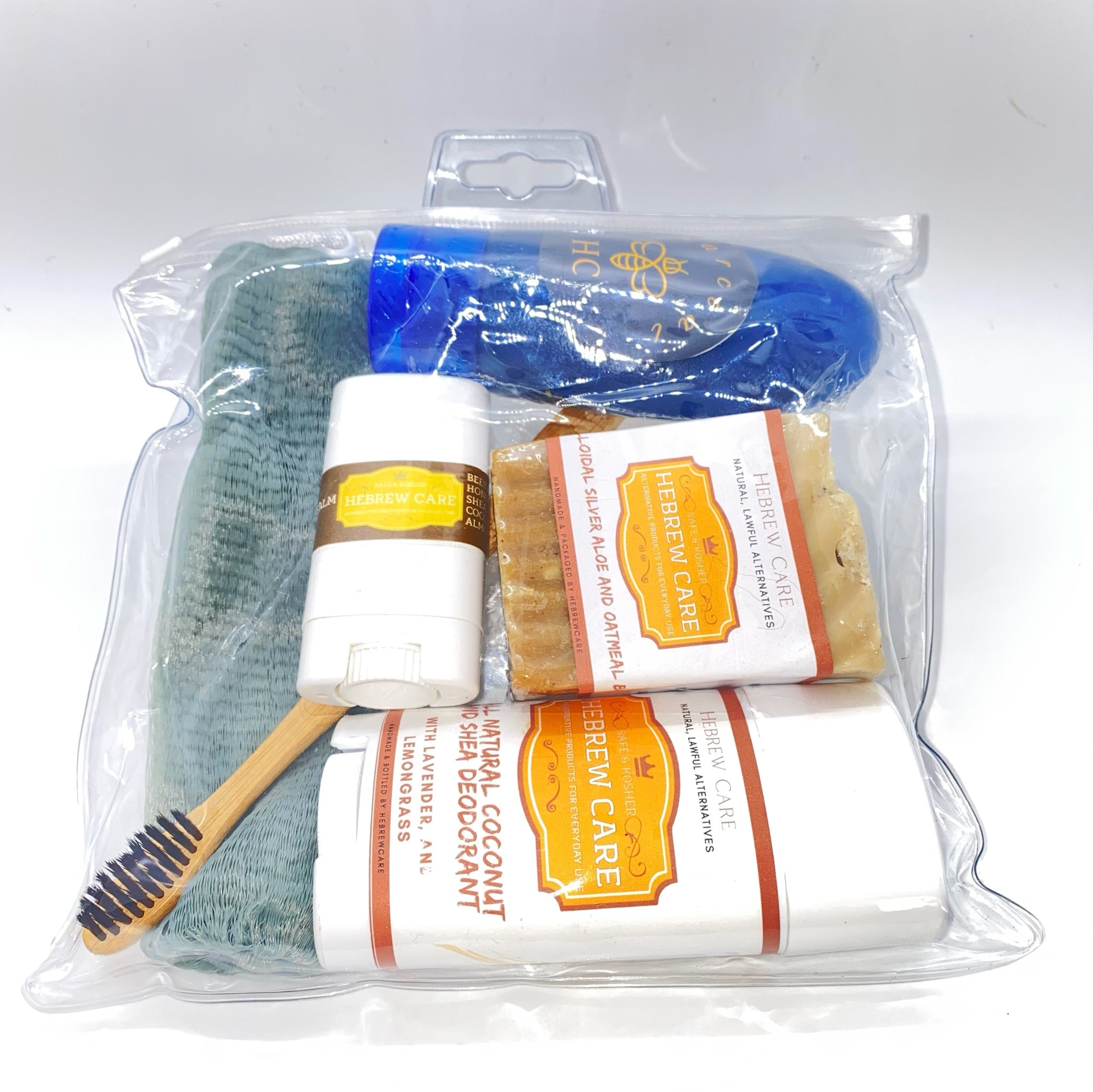 Hebrew Care Necessity Travel Bag