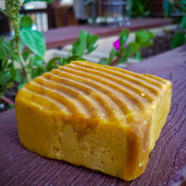 Premium Turmeric Soap with Aloe - Hebrew Care