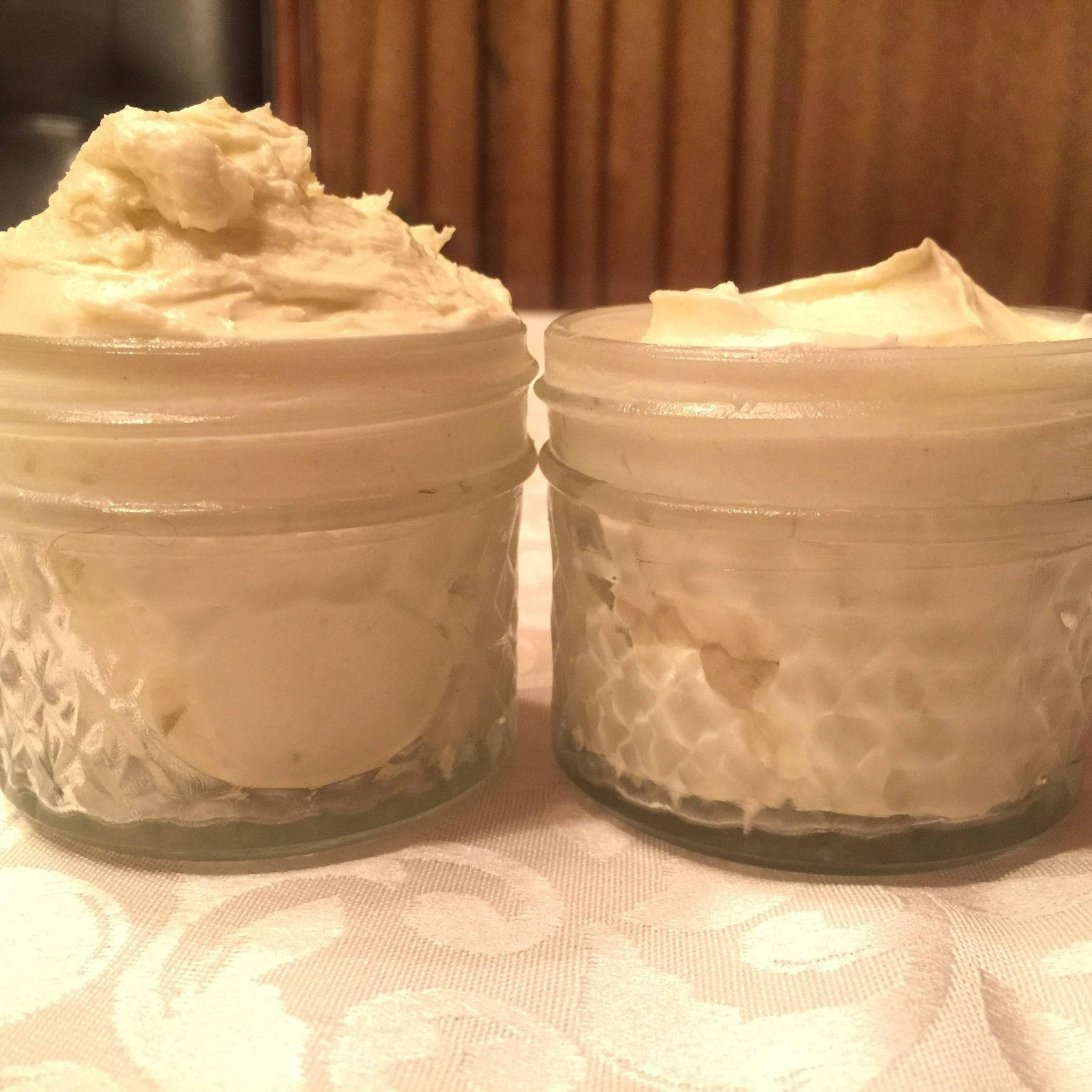 Unscented Shea butter nourishing lotion