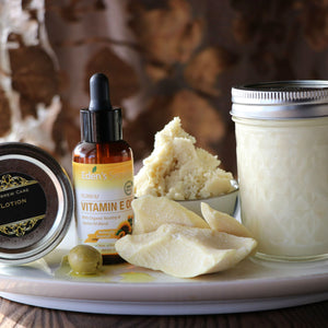 Whipped Shea Butter Lotion