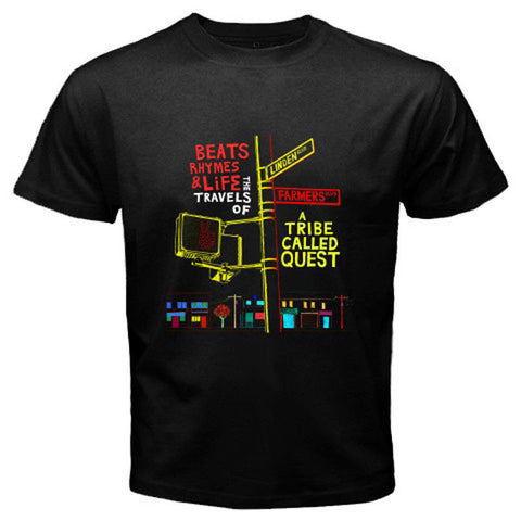 A TRIBE CALLED QUEST Limited Shirt