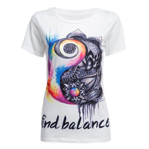 Find Your Balance  - Women's T-Shirt
