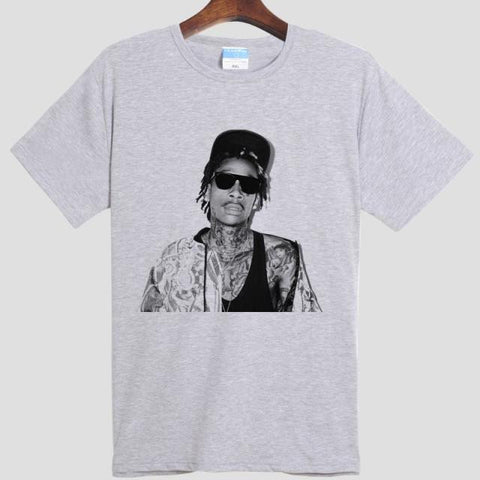Wiz Khalifa Custom Shirt