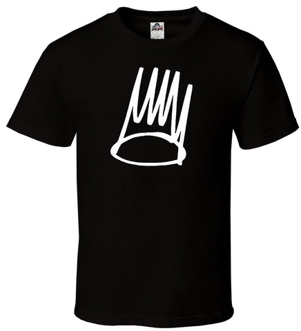 J Cole DreamVille - Black T-Shirt