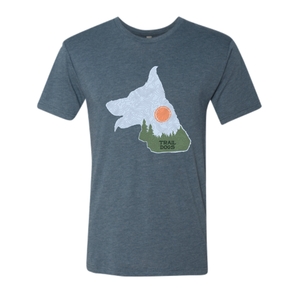 Trail Dogs Topo Shirt