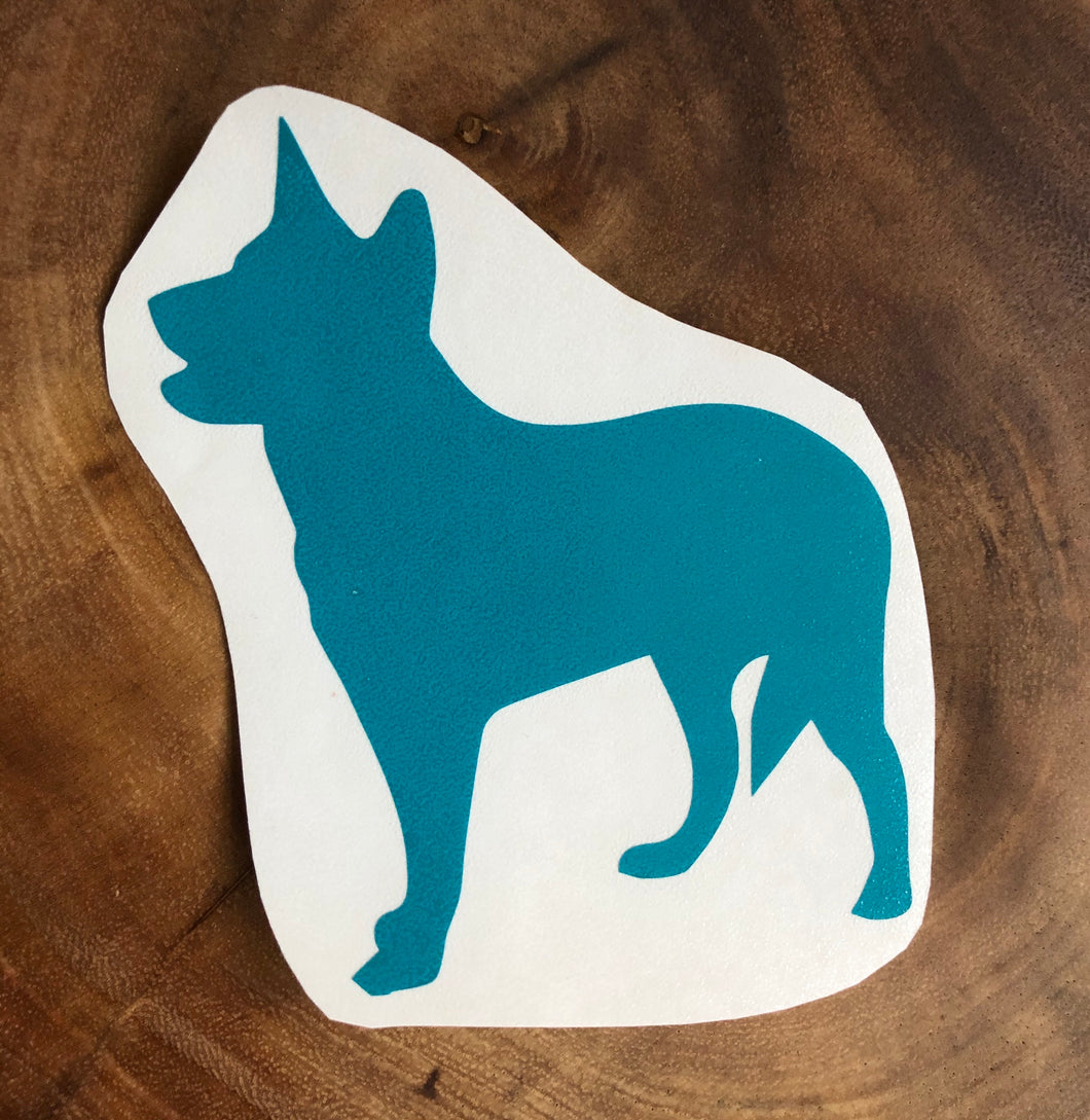 Dog Decal - all breeds