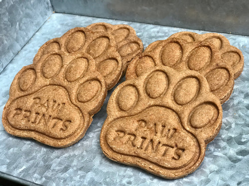 Limited Ingredient Baked Paw Print - Gluten Free