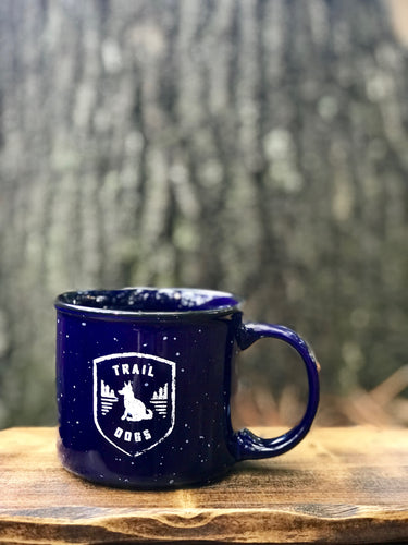 Trail Dogs Camp Mug