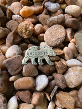 Mountain Bear Dog Tag