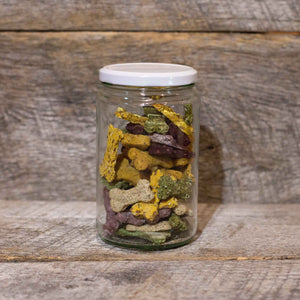 PLANT-BRASED TRAIL MIX BISCUITS 200g ($17.50 + $1.00 Deposit)