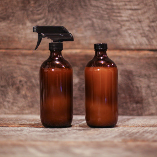 This multi-purpose cleaner can be used to clean any surface and will freshen up any room thanks to it's epically great smelling essential oil mixture.