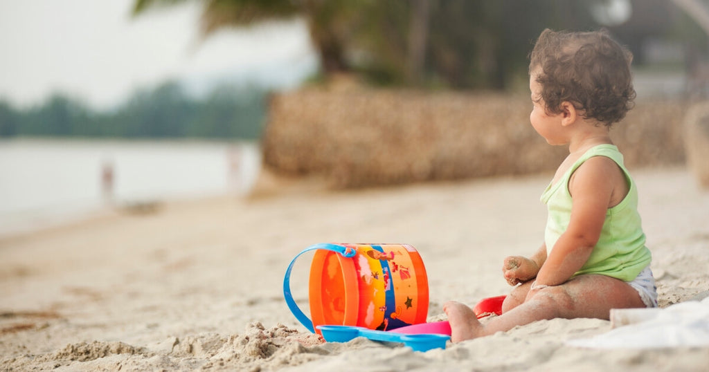 5 Reasons to Rent Beach Toys on Maui for Your Baby