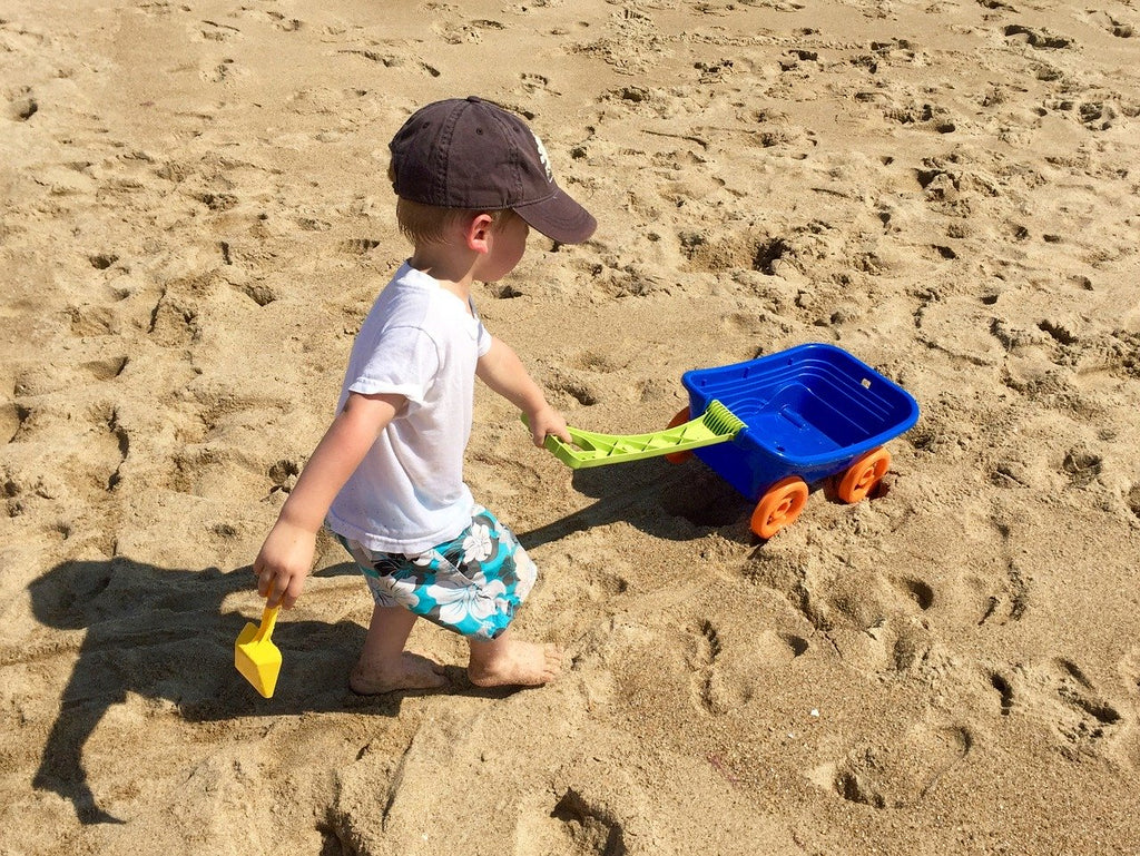 Indispensable Baby Beach Gear In Maui