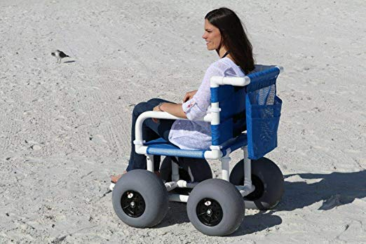 Maui Hawaii Beach wheelchair rental service, Sand wheelchair rentals