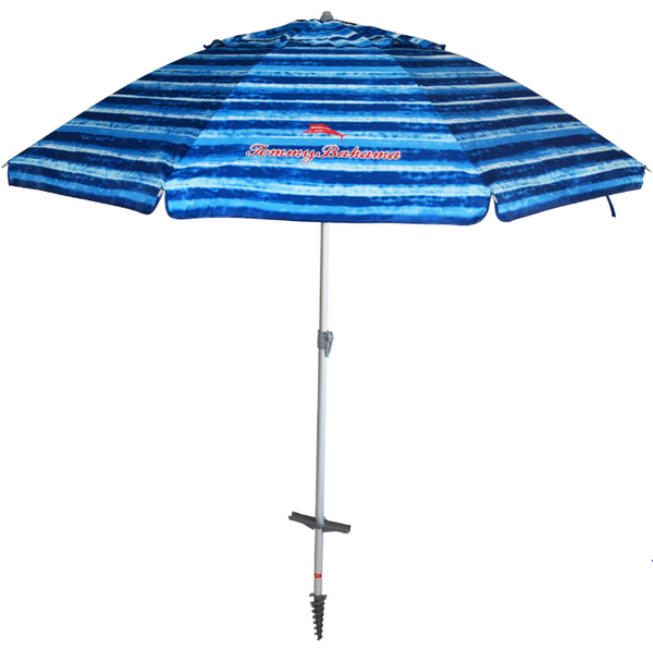 beach umbrella rental on Maui, Tommy Bahamma
