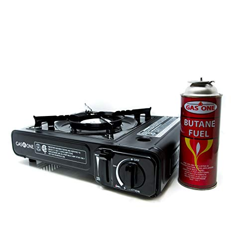 Camping Stove - Includes Butane