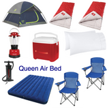 Couples camping gear rental on Maui