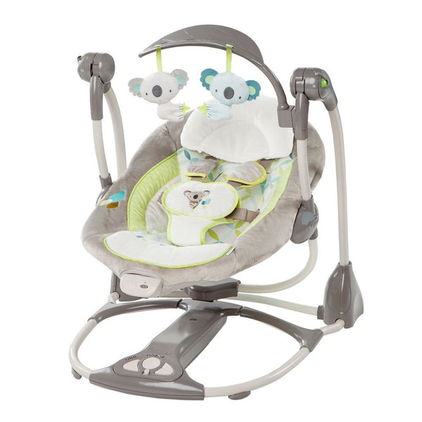Baby swing. clean and sanitized. Maui baby rentals