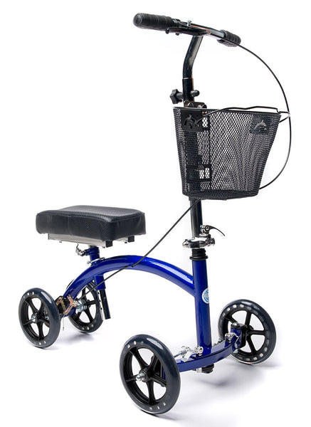 knee scooter for ankle or toe injury. Maui wheelchair rental