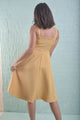 RORY Dress - Mustard Yellow