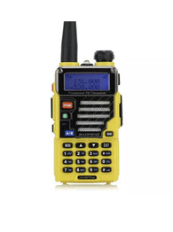 BaoFeng UV-5R Plus (Yellow) - Goodman Electronics Outlet