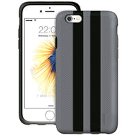 Hybrid Case with Stripe Pattern Protective case for Iphone - Goodman Electronics Outlet