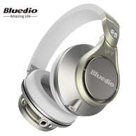 Bluedio UFO PLUS Bluetooth headphones with microphone - Goodman Electronics Outlet