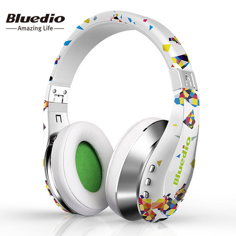 Bluedio A (Air) Fashionable Bluetooth Headphones with Microphone - Goodman Electronics Outlet