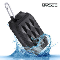 ,MARSEE ZeroX Outdoor Waterproof Portable Bluetooth Speaker Super Bass - Goodman Electronics Outlet