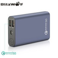 BlitzWolf BW-P3 9000mAh QC3.0 Quick Charge Power Bank - Goodman Electronics Outlet
