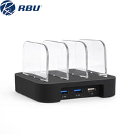 3 Port Universal USB Charging Station - Goodman Electronics Outlet
