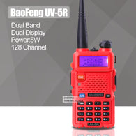 BAOFENG UV-5R  Walkie Talkie Dual Band Radio - Goodman Electronics Outlet