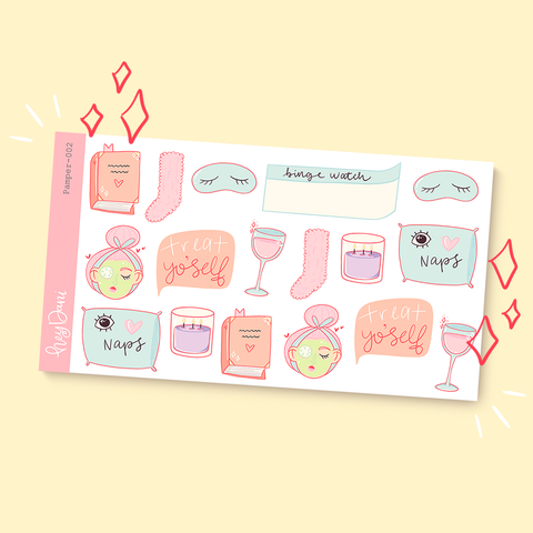 Hey Dani Co Sticker  5 Pack