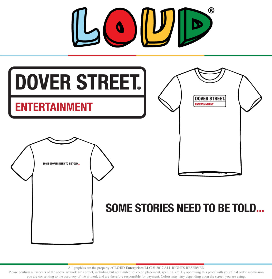 Dover Street Entertainment Tees