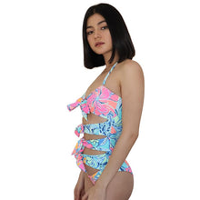 Apple Ribbon Front One Piece