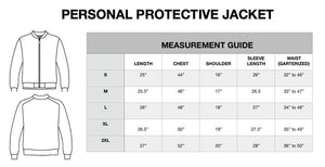 Personal Protective Equipment PPE Jacket