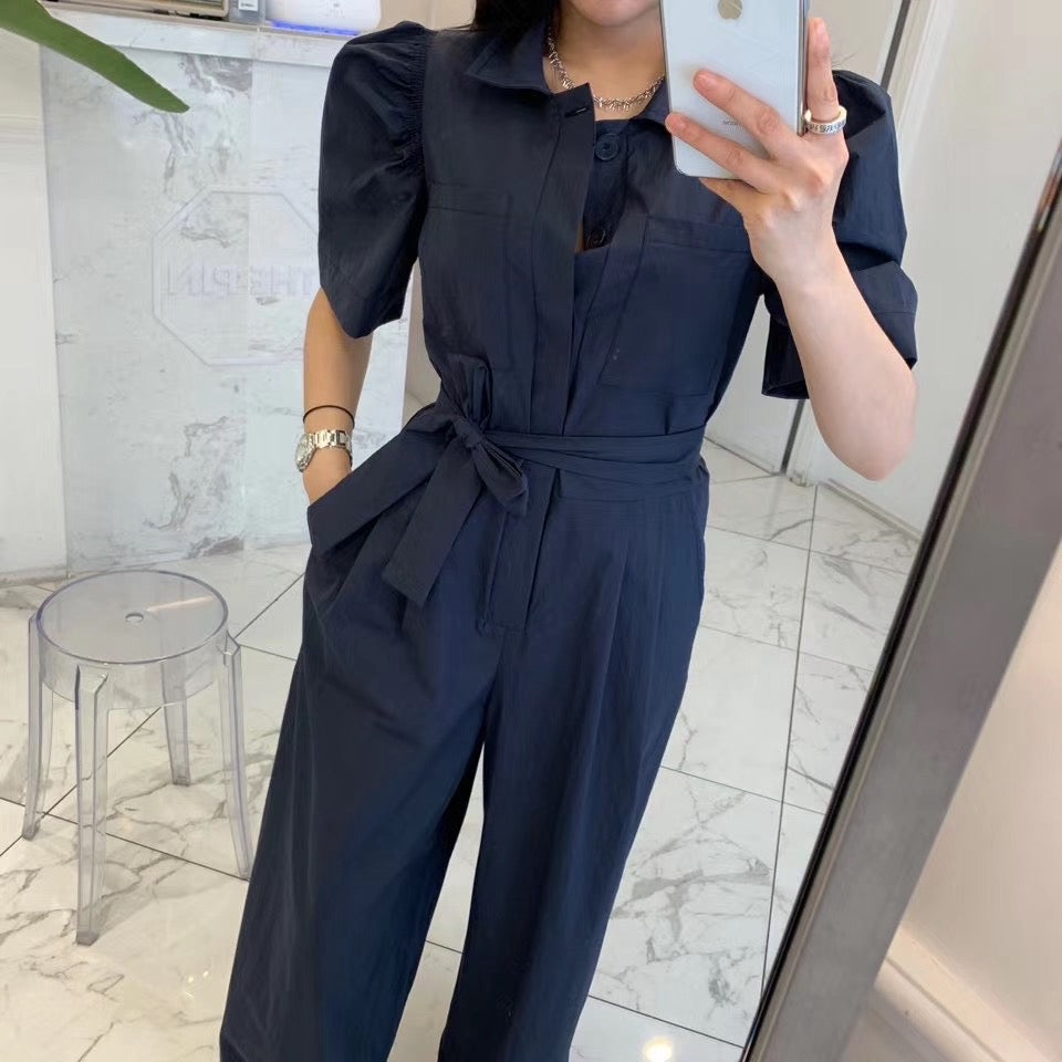 Constance Jumpsuit Full Piece