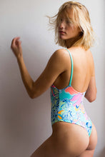 Savannah Seamless High Back One Piece