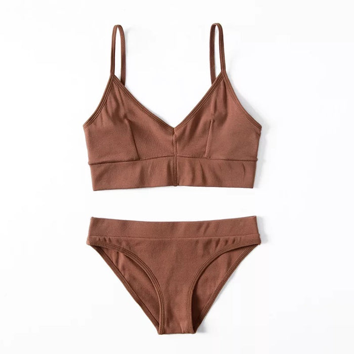 Rosie Bralette & Bottom Set