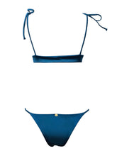 Frankie Tie Top Adjustable Bikini Set
