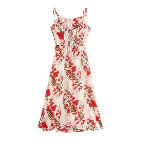 Clare Floral Dress