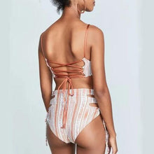 Finn Adjustable High waist Bikini