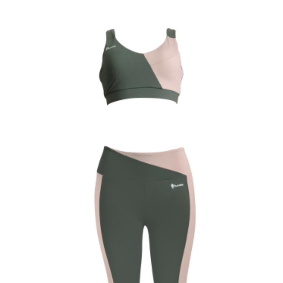 Maria Active Wear Fitness Set