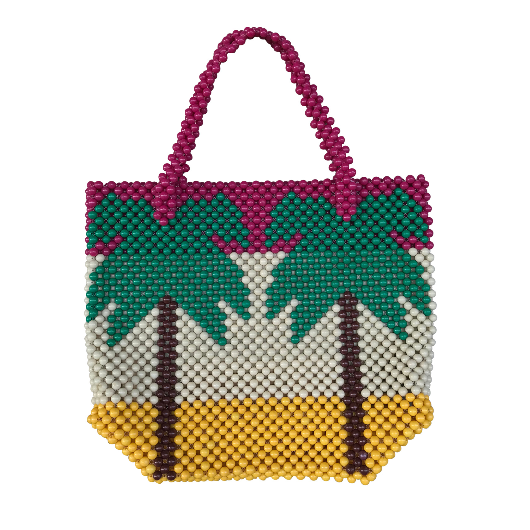 Palm Tree Sophia Bag